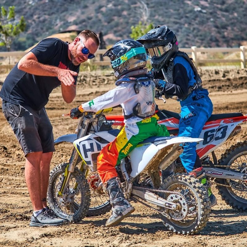 Factory MX personal coaching