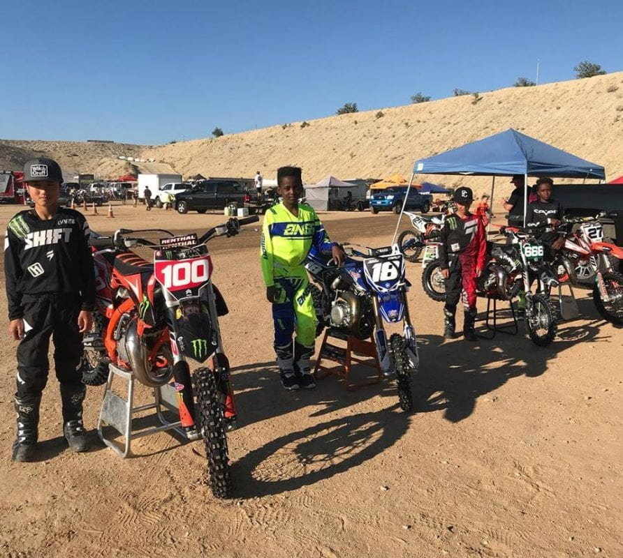 Factory MX training camp for beginners to advanced motocross riders.