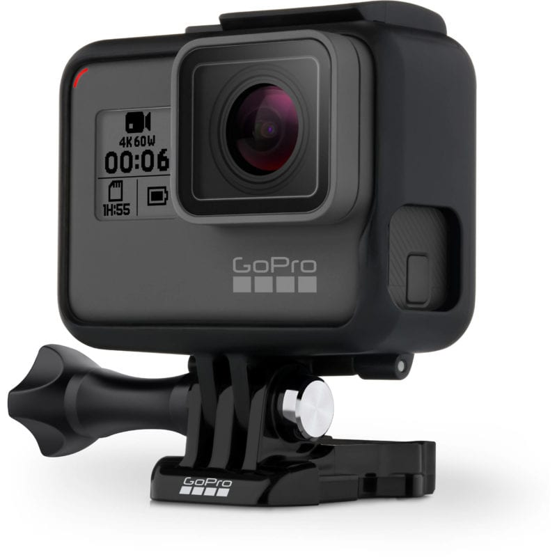 The GoPro Hero 6 is the best out of all dirt bike cameras in my opinion.