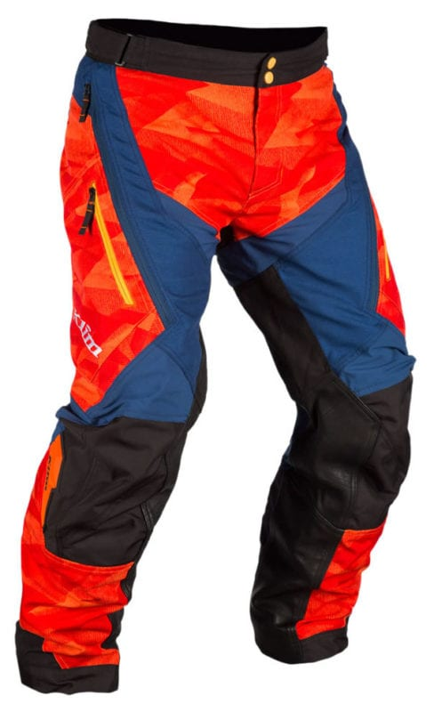 Adventure riding dirt bike pants