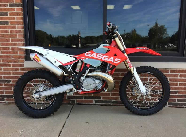 buying a used dirt bike