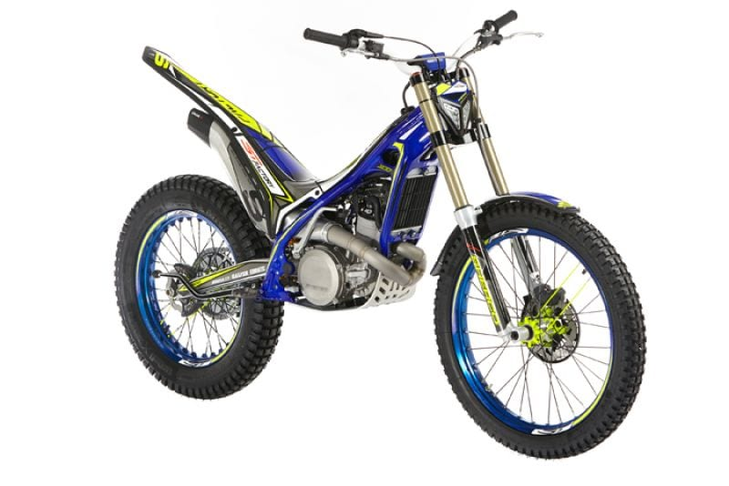 2016 Sherco Trials bike