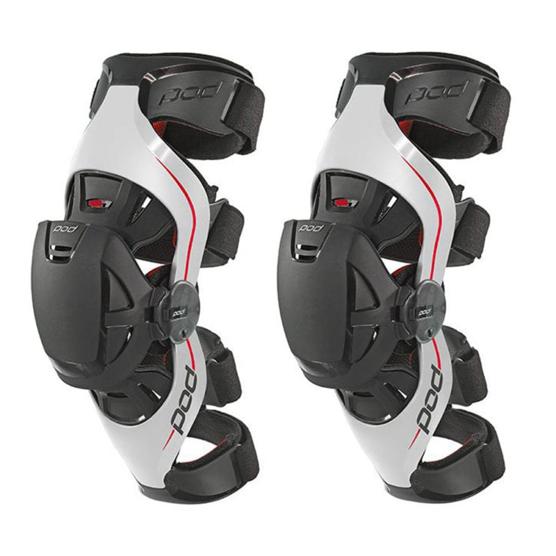 motocross knee braces. Pod K4