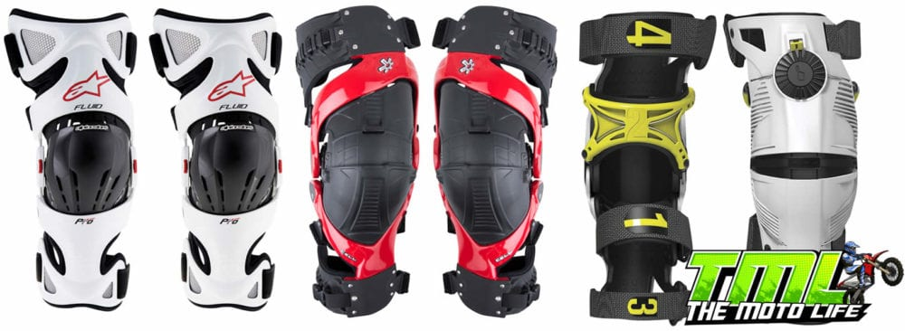 motocross knee braces