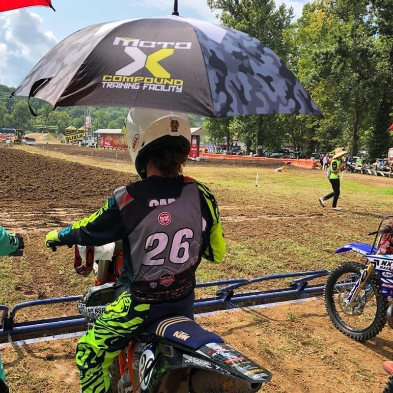 motox compound motocross training
