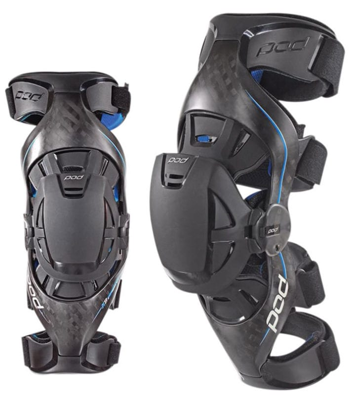 motocross knee braces. Pod K8