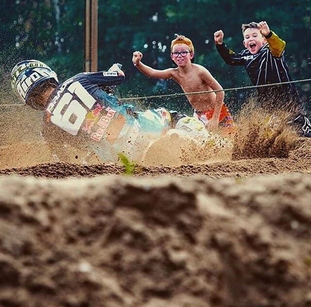 how to become a dirt bike pro
