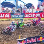 The Lucas Oil Pro Motocross Racing Series.