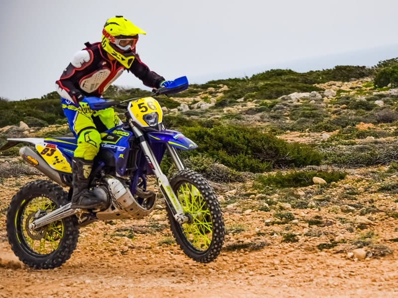 are dirt bikes street legal