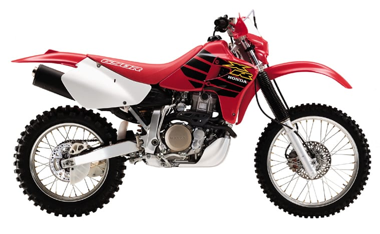what is a street legal dirt bike called.