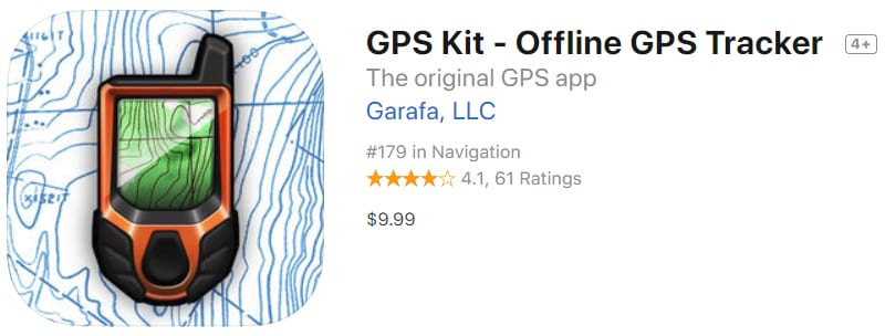 dirt bike apps - gps kit