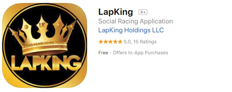 dirt bike apps - lapking racing
