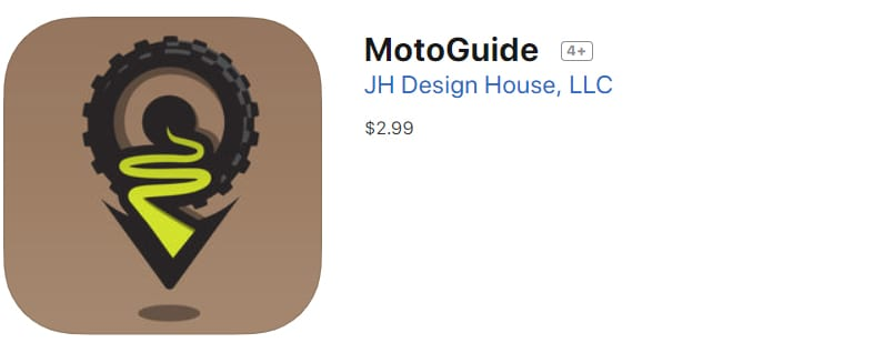 dirt bike apps - motoguide