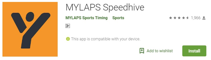 dirt bike apps - mylaps
