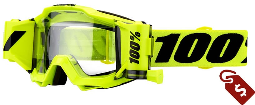 100% mx goggle review. 100% Accuri Forecast Film System Goggle