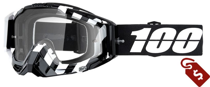 100% mx goggle review. 100% Racecraft Goggle