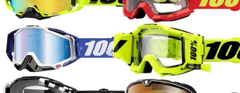 100% mx goggles review