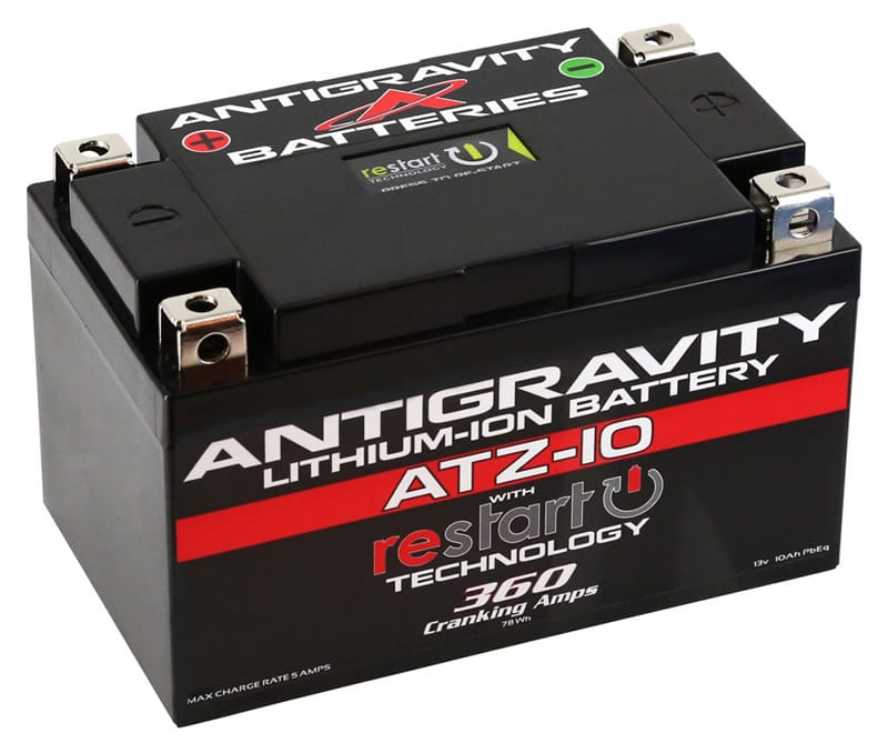KLX110 parts. Antigravity Batteries Re-Start Lithium Battery