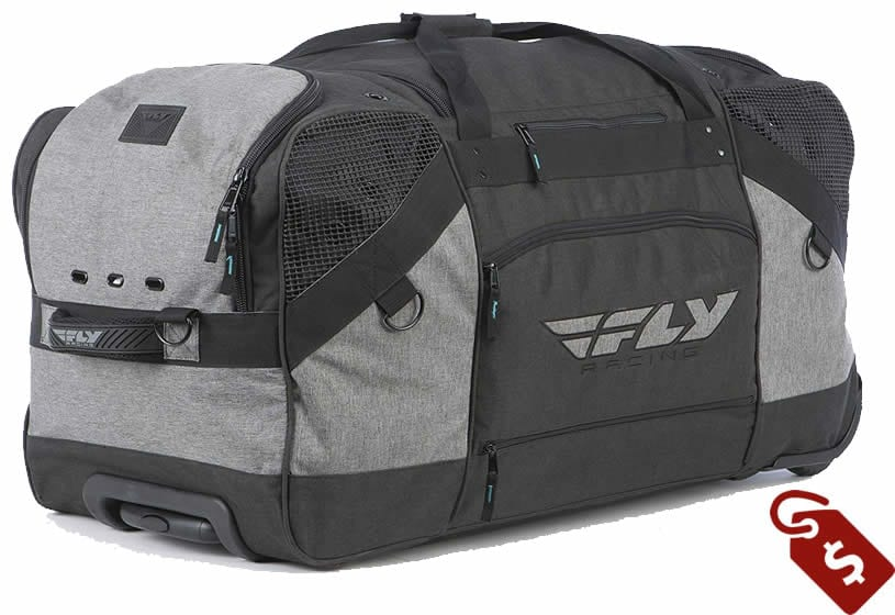 motocross gear bags review. Fly Racing Roller Grande motocross Gear Bag