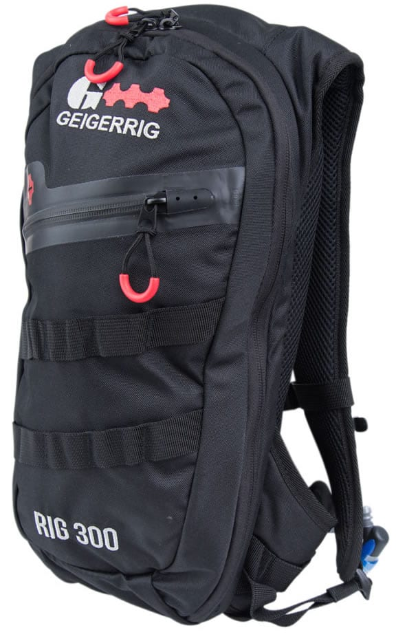Best hydration pack. Geigerrig Rig 300M Pressurized Hydration Pack