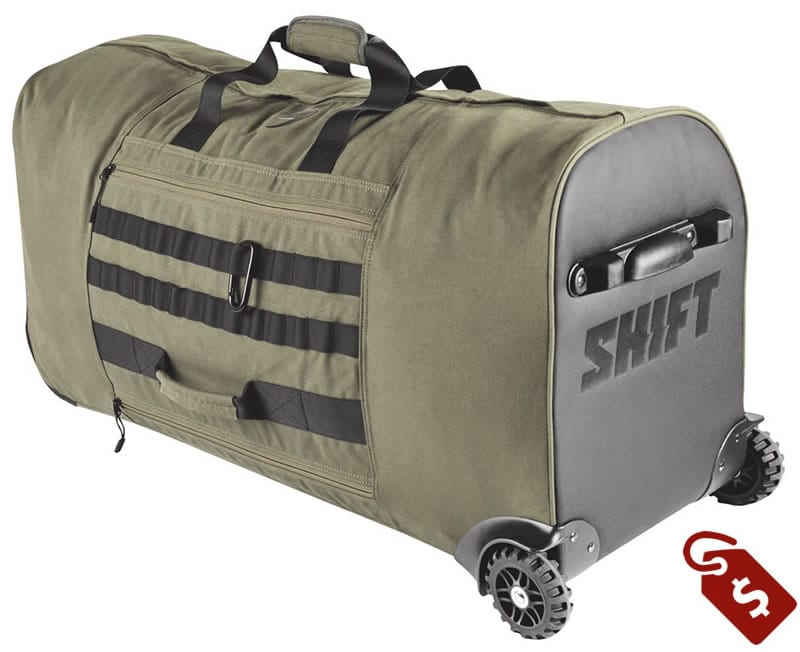 motocross gear bag review. Shift Roller Motocross Gear Bag
