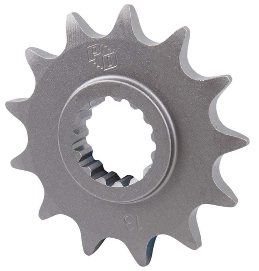 XR650L parts. Primary Drive front sprocket