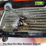 The 4 Best Dirt Bike Radiator Guards [Devol Extreme, Flatland Racing, Unabiker, Bullet Proof].