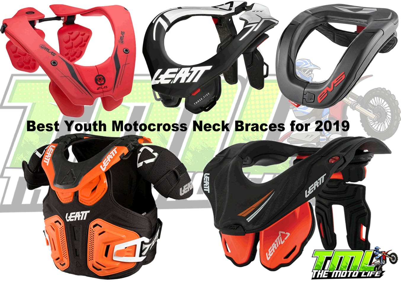 best youth motocross neck brace review 2019
