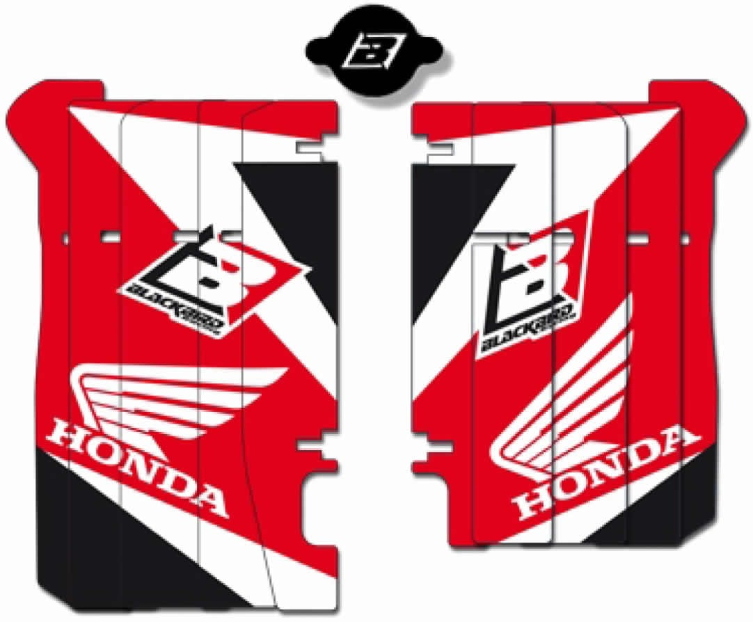 dirt bike radiator louver graphics. MX1 australia