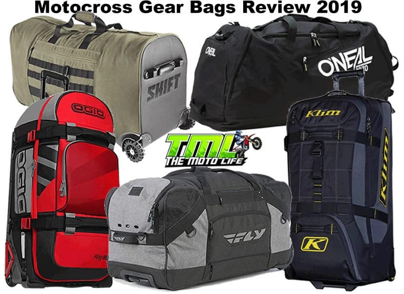 motocross gear bags review 2019
