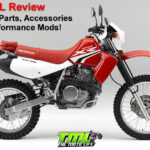XR650L Review Plus 26 Cool Parts, Accessories and Modifications.